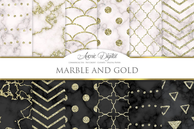 marbled-marble-and-gold-textures