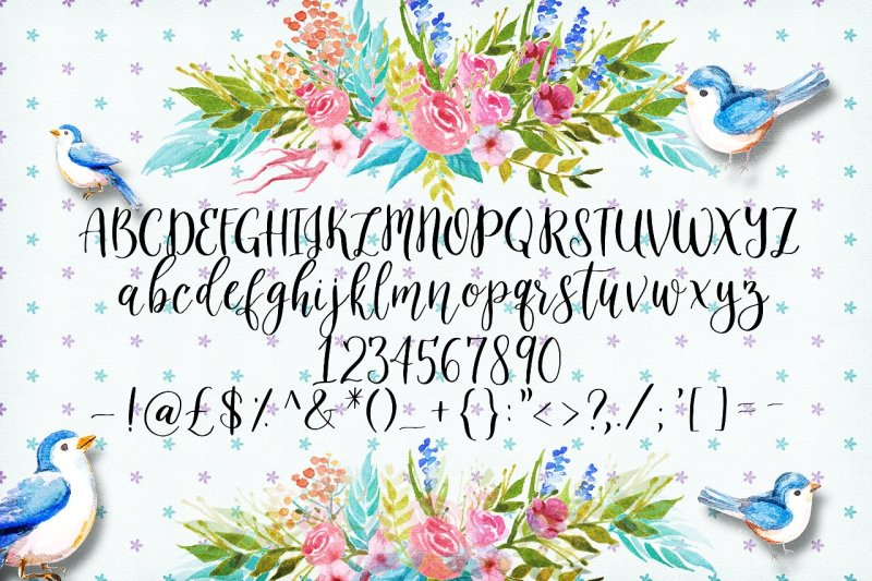 the-slowbird-typeface