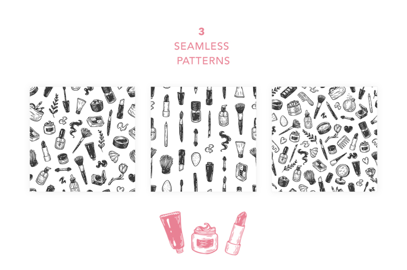 cosmetics-and-makeup-illustrations
