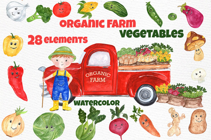 organic-vegetables-clipart