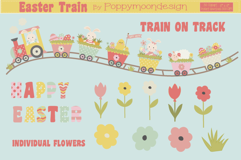 easter-train-clipart