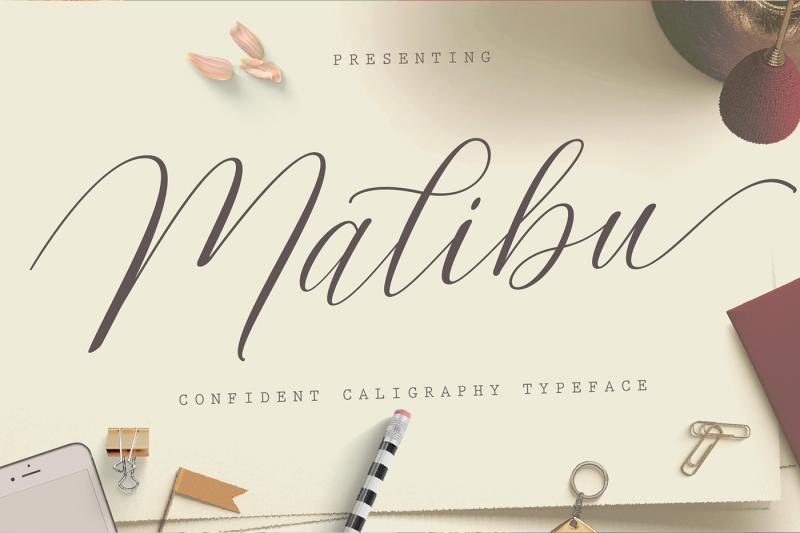 malibu-script