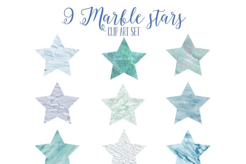 blue-marble-stars-set-2