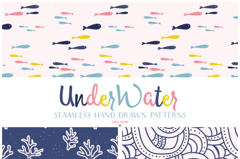 underwater-pattern-collection