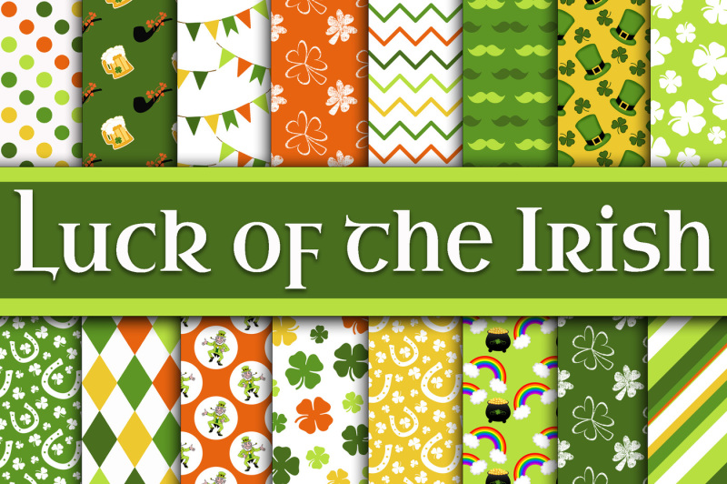 luck-of-the-irish-digital-paper-st-patricks-day-paper