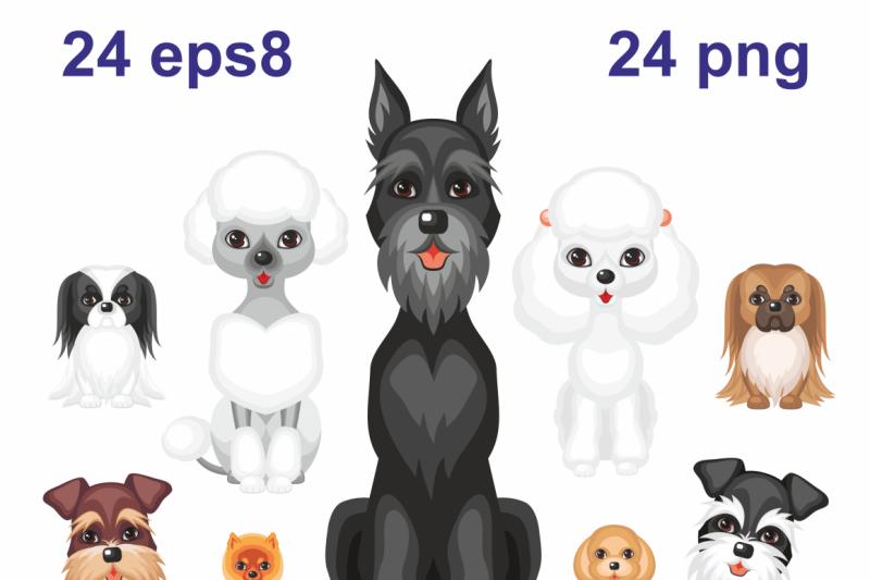 24-cute-doggies-vector-clipart