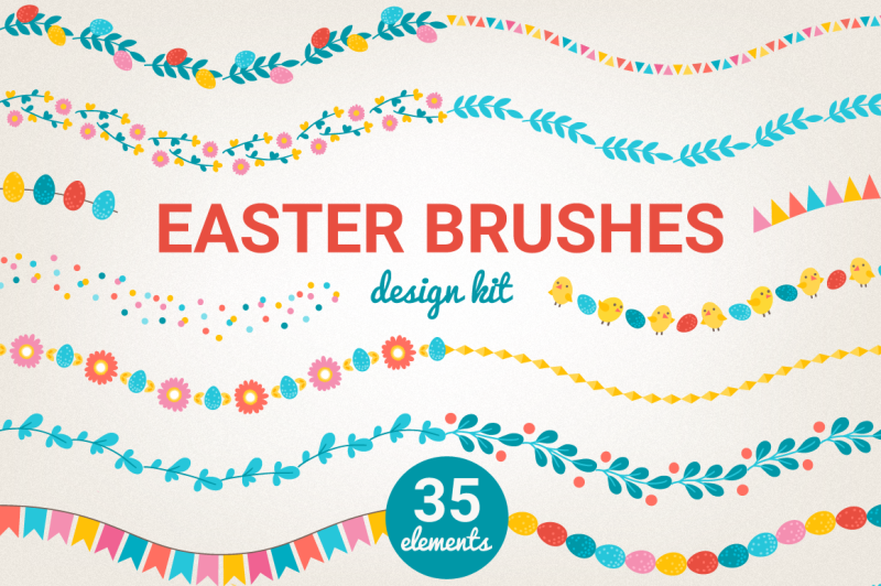 easter-brushes
