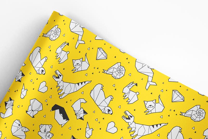 origami-animals-pattern