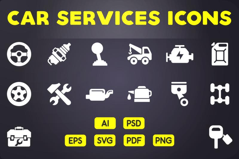 glyph-icon-car-services-icons-vol-1