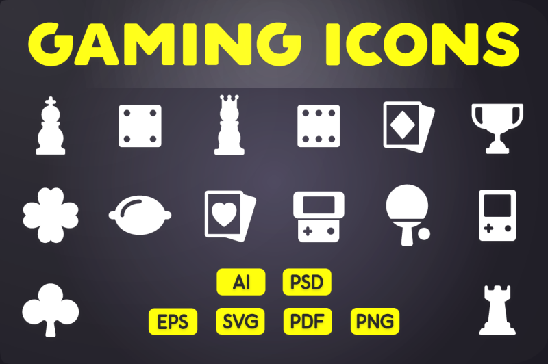 glyph-icon-game-icons-vol-1