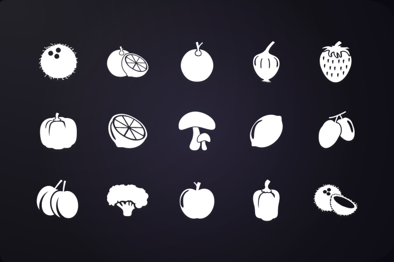 fruits-and-vegetables-icons-vol-2