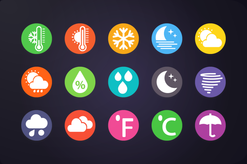 flat-icon-weather-icons-vol-2