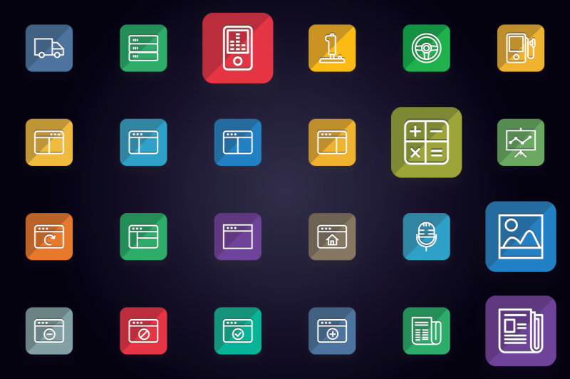 business-lifestyle-and-office-icons