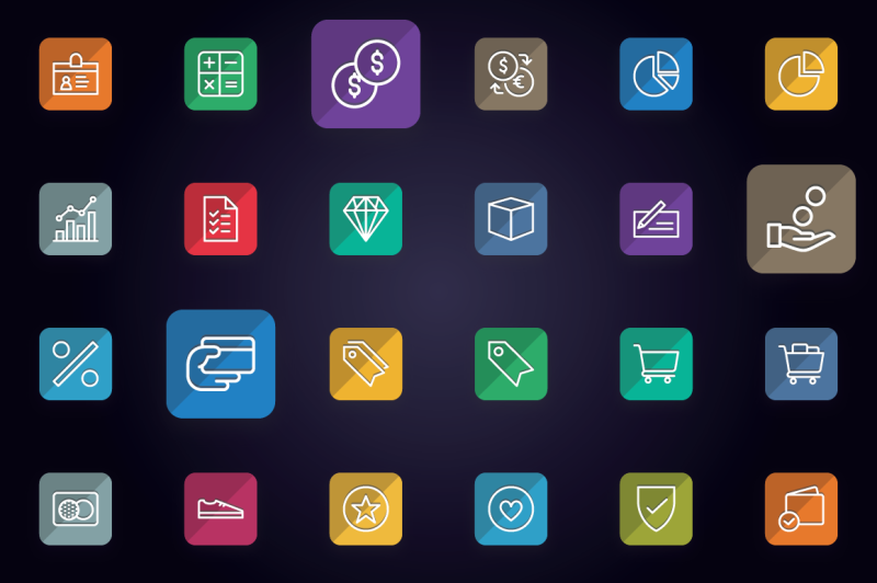 shopping-l-and-commerce-icons