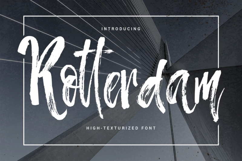 rotterdam-highly-texturized-font