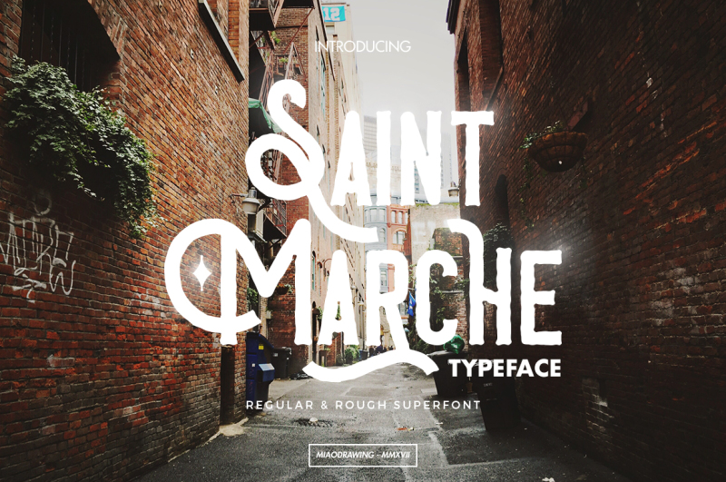 saint-marche-typeface
