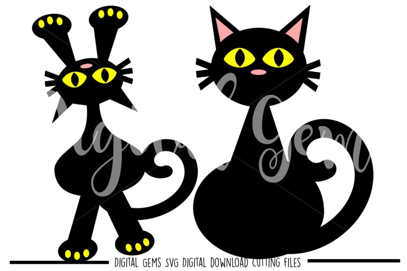 cat-svg-png-eps-dxf-files