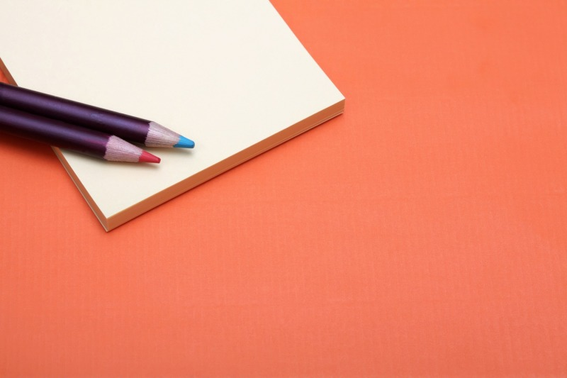 pencil-and-paper-background