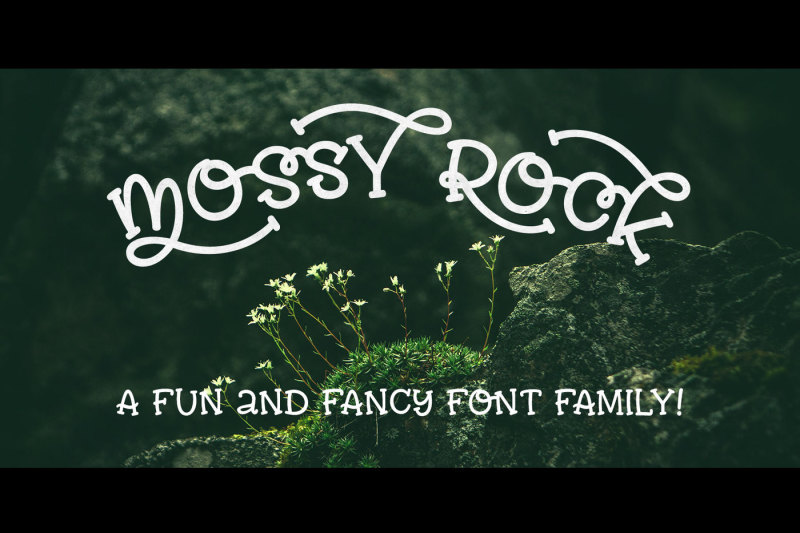 mossy-rock-fun-font-family