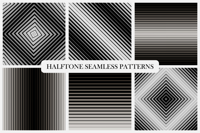 halftone-seamless-striped-patterns