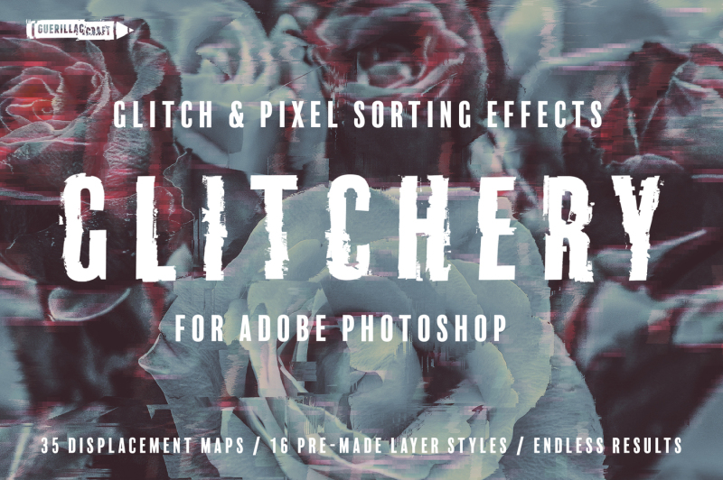glitchery-for-adobe-photoshop