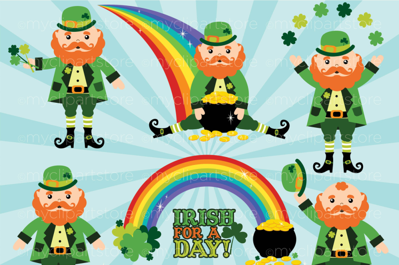 st-patrick-s-day-leprechaun-vector-clipart