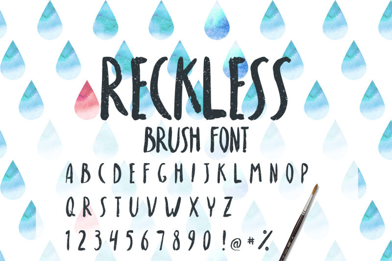 reckless-brush