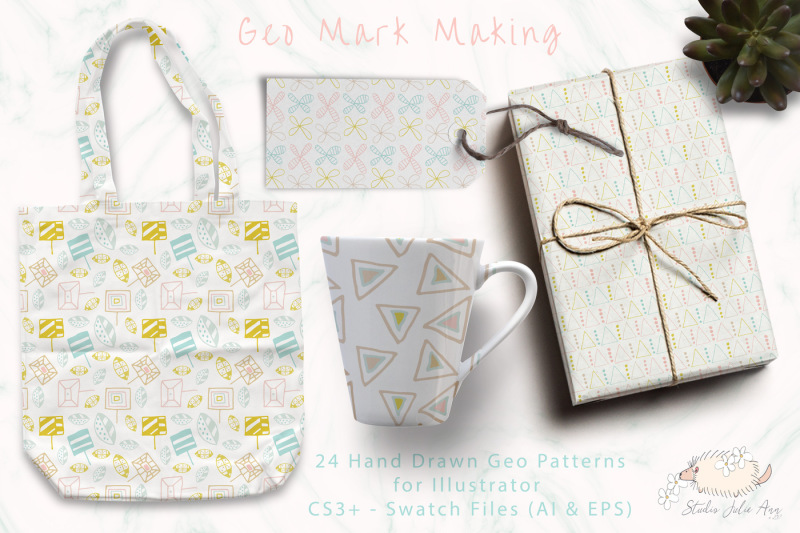 geo-mark-making-patterns