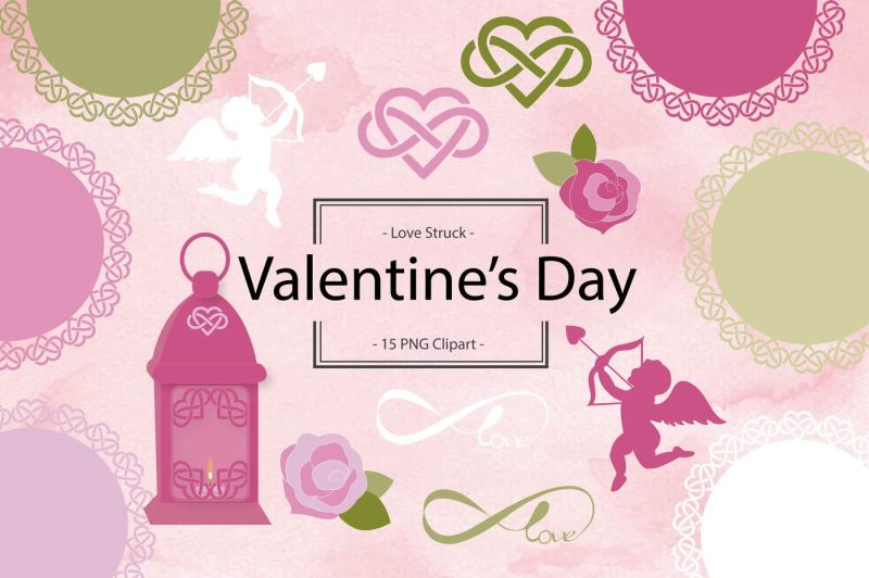 cupid-valentine-clipart-and-doilies