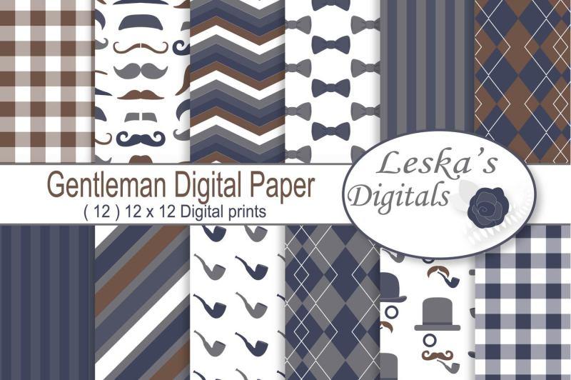 gentleman-digital-papers