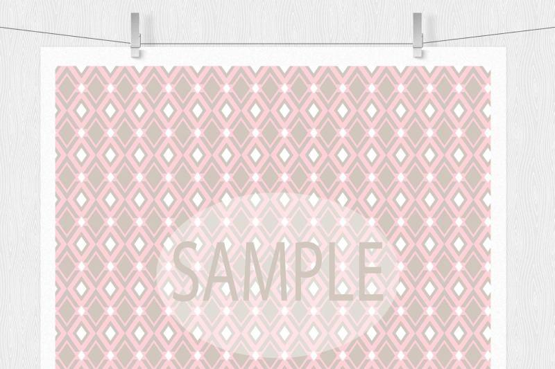 geometric-digital-paper-patterns