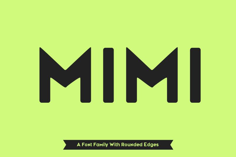 mimi-typeface
