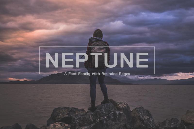 neptune-typeface