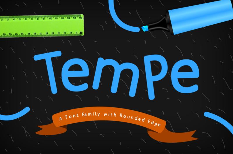 tempe-font