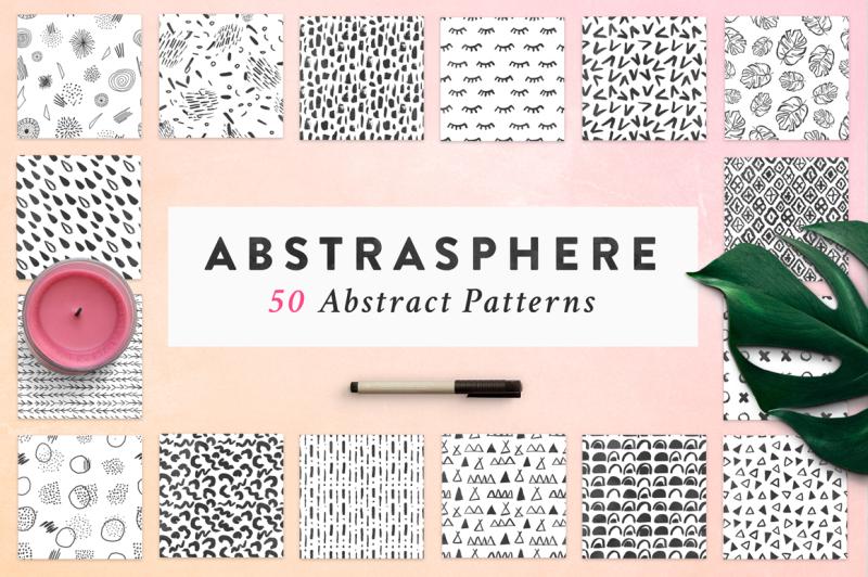 50-atmosphere-seamless-patterns