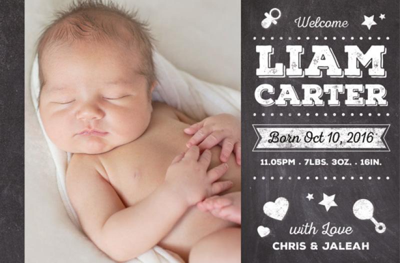 chalk-baby-shower-announcement
