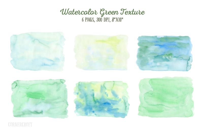 watercolor-green-texture