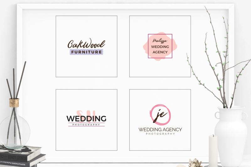 girlpower-feminine-branding-logo-pack