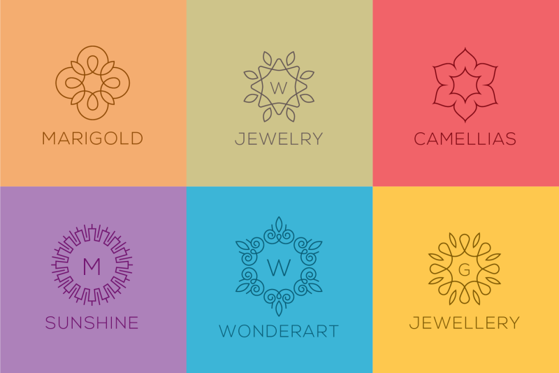 50-luxury-linear-premade-logo-pack