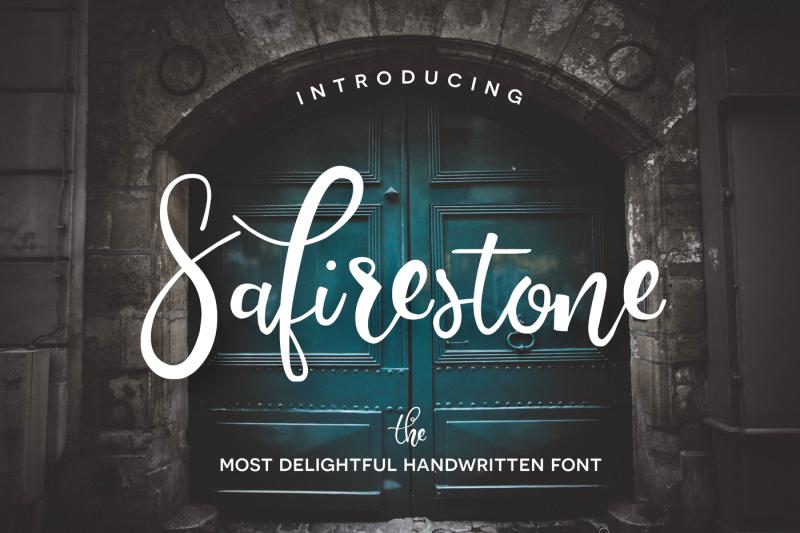 safirestone-font-bonus