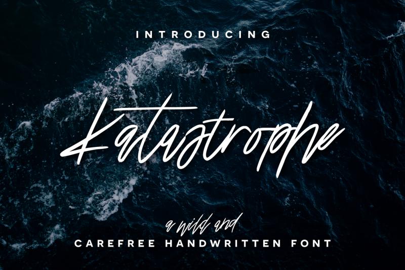 katastrophe-font-bonus