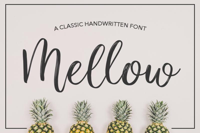 mellow-script