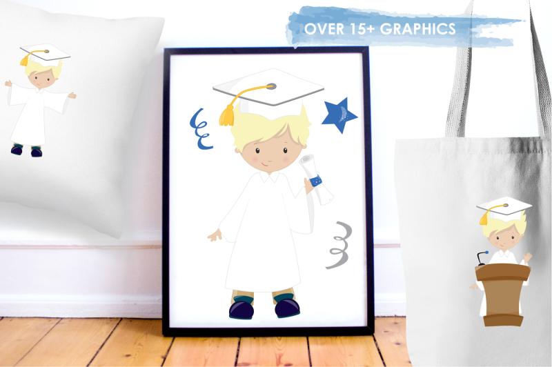 graduation-boys-graphics-and-illustrations