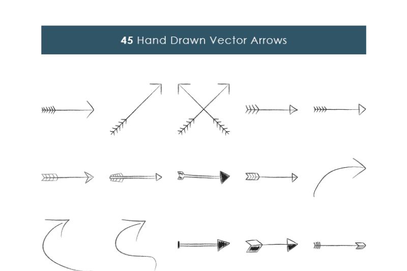 45-hand-drawn-vector-arrows