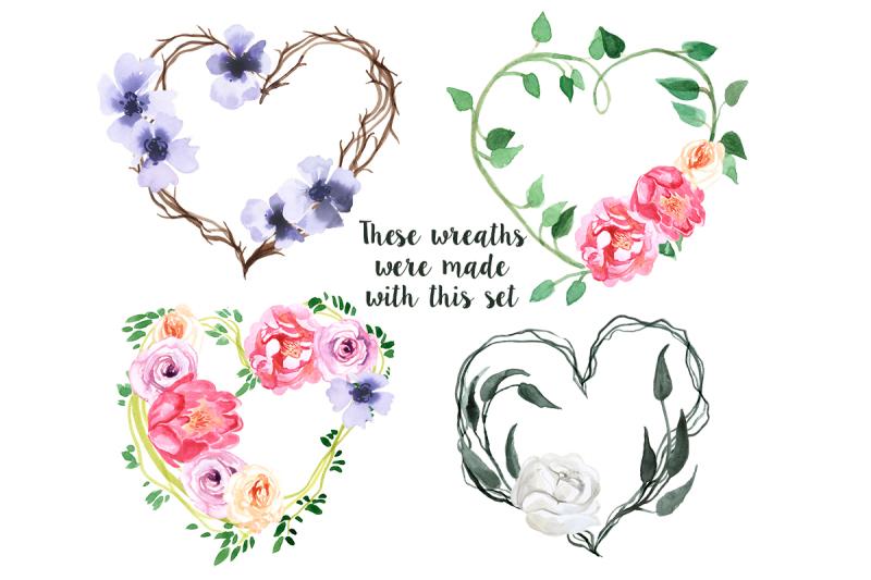 create-your-own-heart-wreath