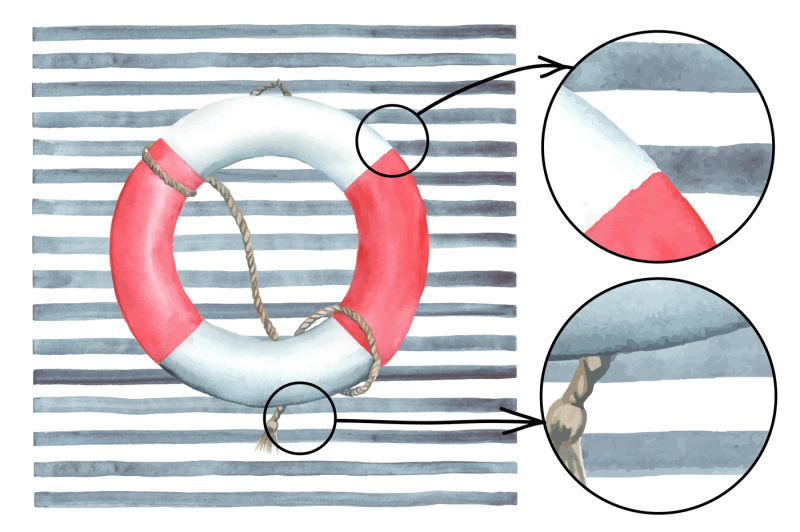nautical-elements-watercolor