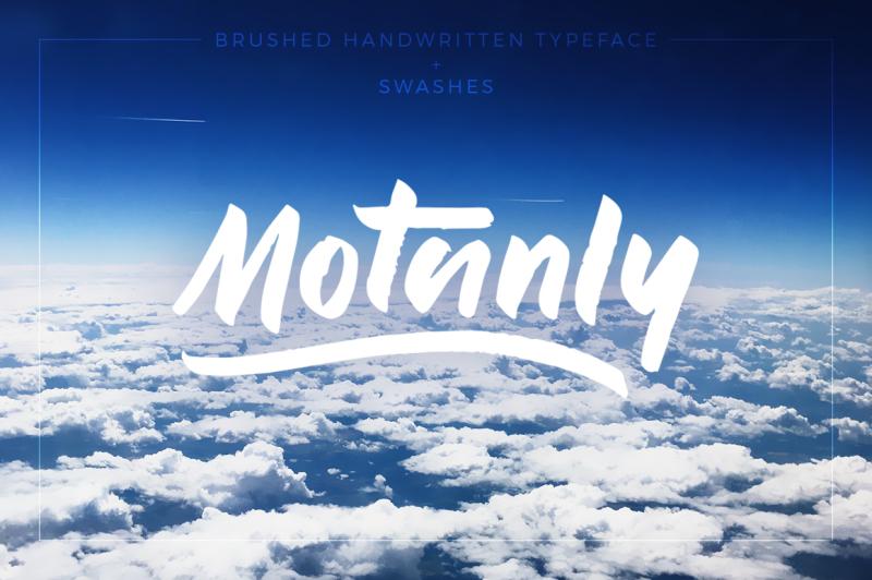 motanly-typeface