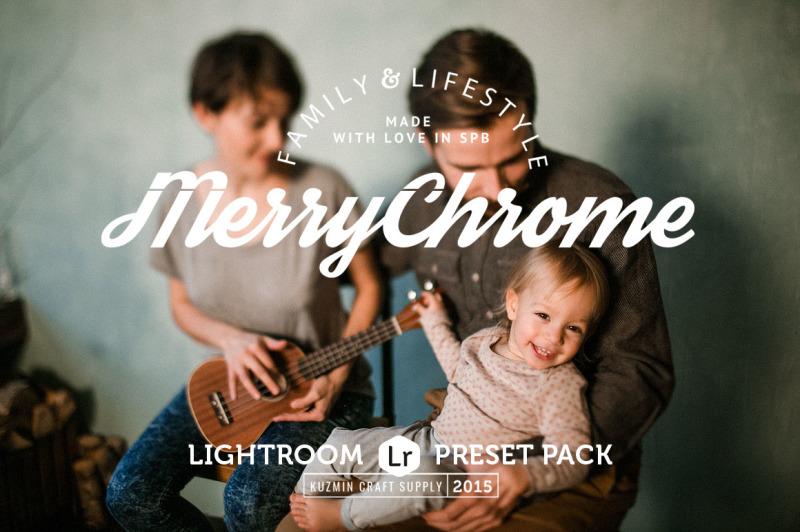 merrychrome-lightroom-preset-pack