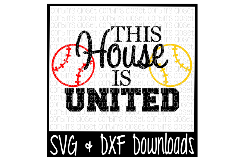 baseball-svg-softball-svg-this-house-is-united-cut-file