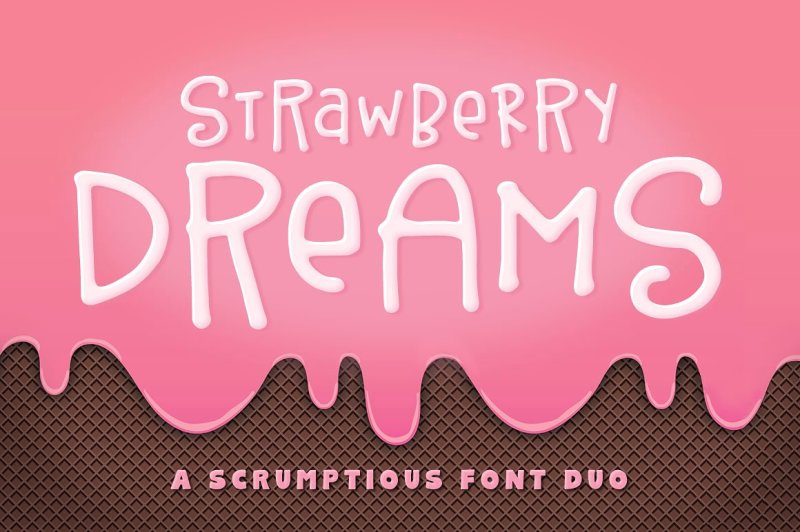 strawberry-dreams-font-duo